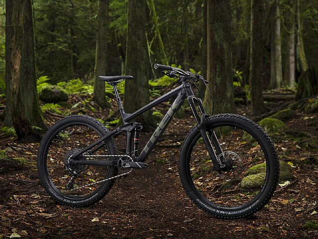Trek Remedy 8 full suspension mtb